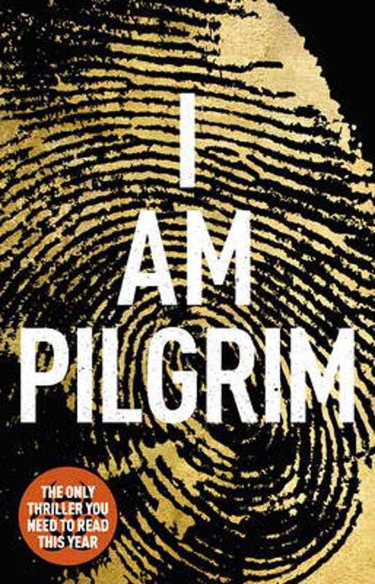 Boek cover I Am Pilgrim van Terry Hayes (Paperback)