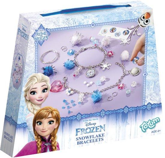 Disney Frozen Snowflake Bracelets - Bedelarmbandjes maken