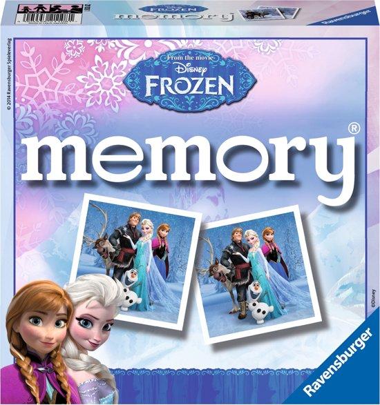 Afbeelding van het spel Ravensburger Disney Frozen memory®