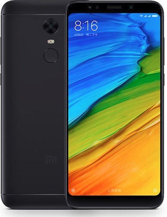 Xiaomi Redmi 5 Plus - 32GB - Dual Sim - Zwart