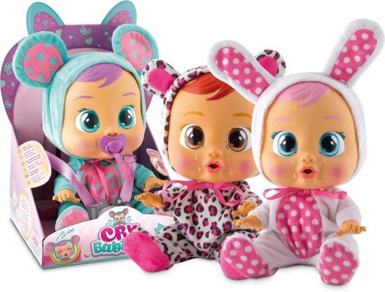 Cry Babies Lea Huilende Babypop