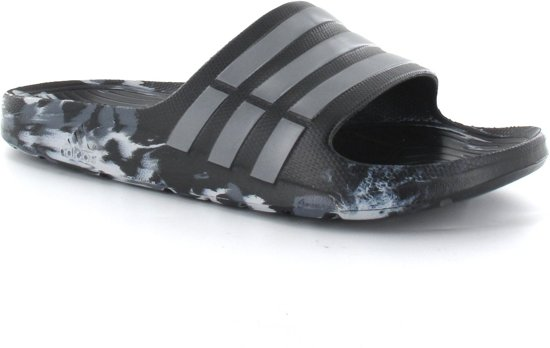 bol.com   adidas Duramo Slide Marbled - Slippers - Heren ...