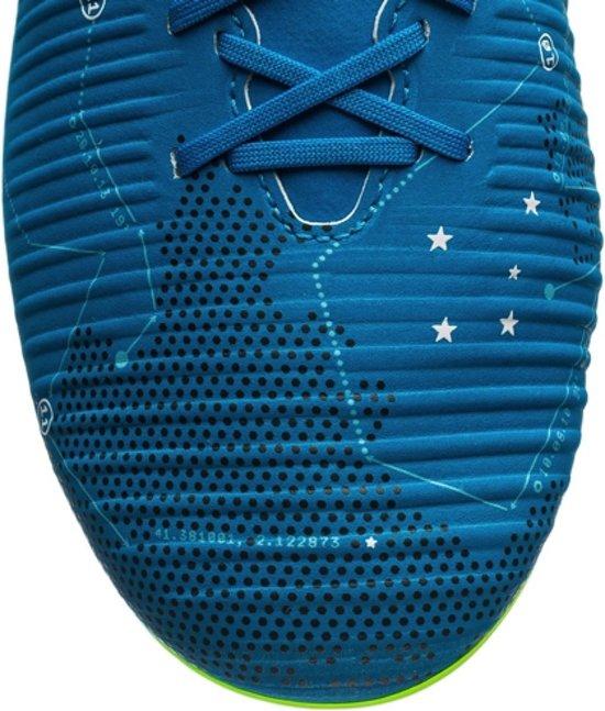 Nike Mercurial Veloce III NYR FG Heren Voetbalschoenen Blauw 921505 400 Maat 42 Nieuwe Collectie
