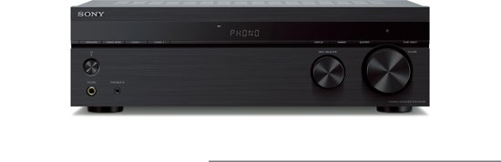 Sony STR-DH190 - Stereo-receiver met Phono