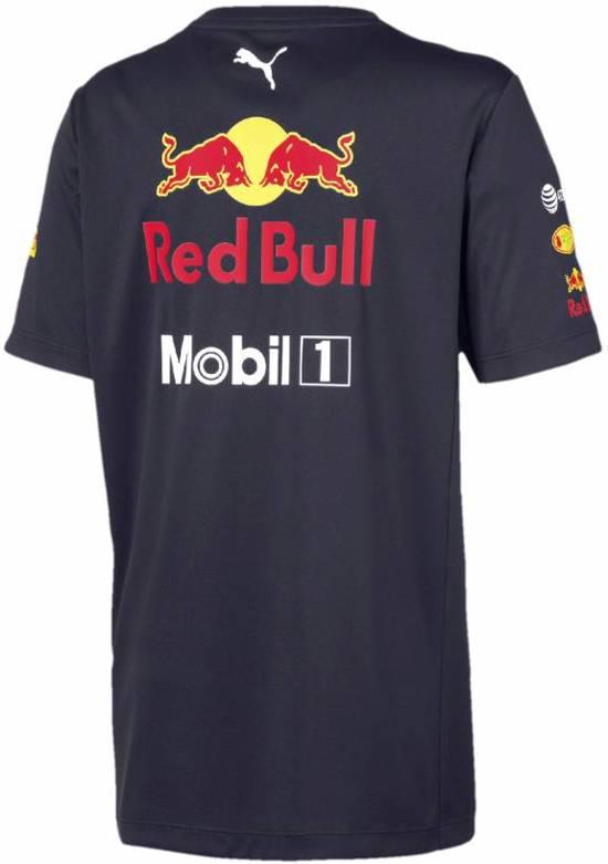 Max Verstappen Red Bull Racing Teamline Shirt Kids 2019  140