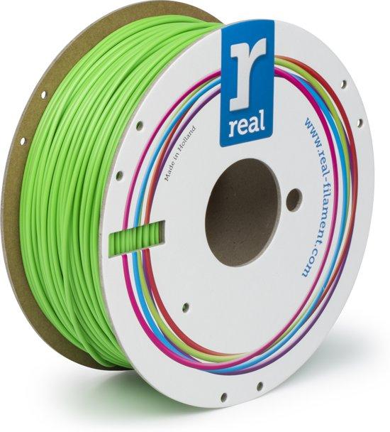 REAL Filament PLA nucleair groen 2.85mm (1kg)