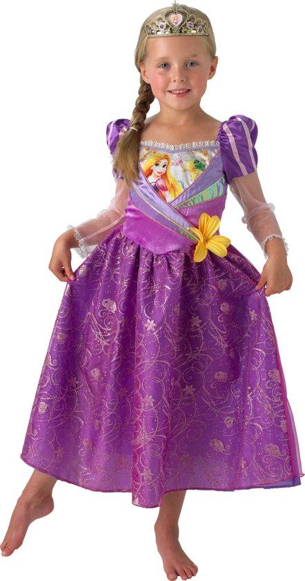 disney prinsessenjurk rapunzel shimmer kostuum. Black Bedroom Furniture Sets. Home Design Ideas