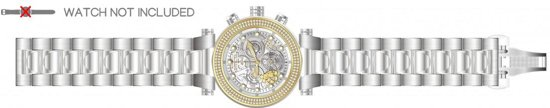 Horlogeband voor Invicta Disney Limited Edition 24912