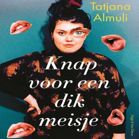 Boek cover Knap voor een dik meisje van Tatjana Almuli (Onbekend)