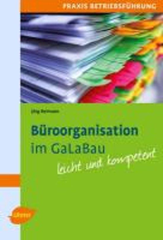 Büroorganisation im GaLaBau