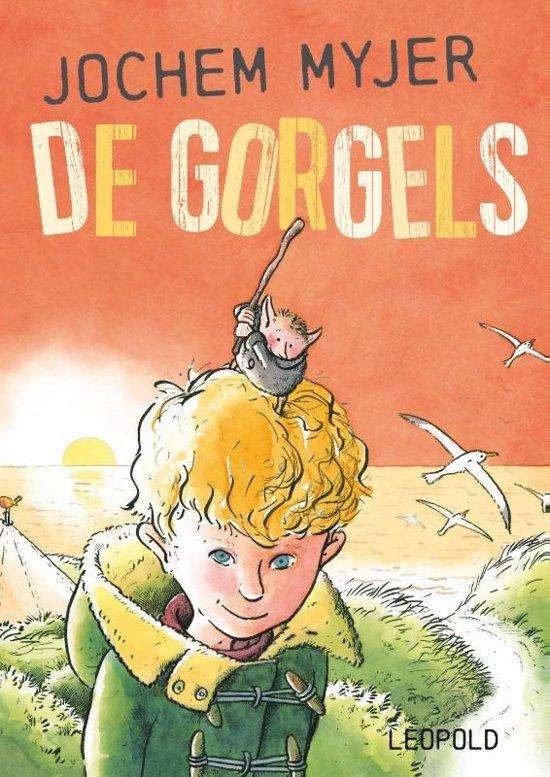 Boek cover De Gorgels - De Gorgels van Jochem Myjer (Hardcover)