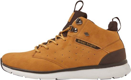 Knights Sneakers Synthetisch Heren Brown Everest British Hoog 44 pzfxdwZ