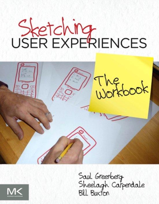 Bol.com | Sketching User Experiences Saul Greenberg U0026 Sheelagh Carpendale | 9780123819598 | Boeken