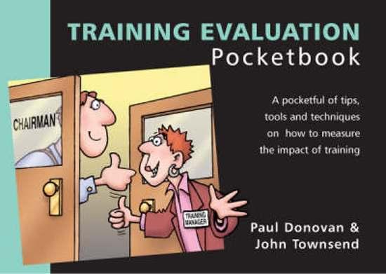The Training Evaluation Pocketbook