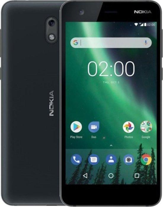 Nokia 2 - 8GB - Zwart
