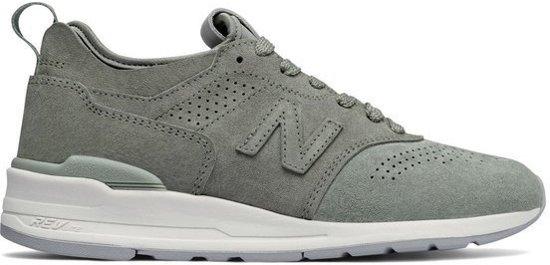 new balance schoenen groen