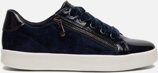 bol.com   Marco Tozzi Sneakers blauw 1bf19eaa2f