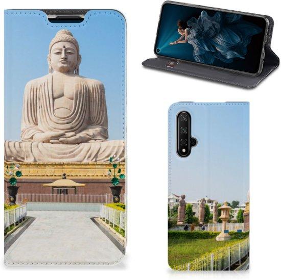 Honor 20 | Huawei Nova 5T Book Cover Boeddha