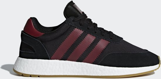 size 40 adee5 1290d adidas I-5923 Sneakers Heren - Core Black  Collegiate Burgundy  Cloud  White -