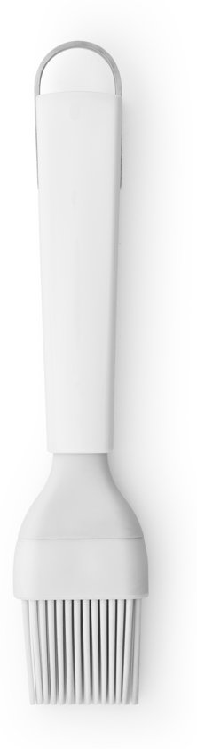 Brabantia Essential Bakborsteltje extra lang - Anti-aanbak - Wit