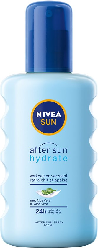 NIVEA SUN Hydraterende Kalmerende After Sun Spray - 200 ml