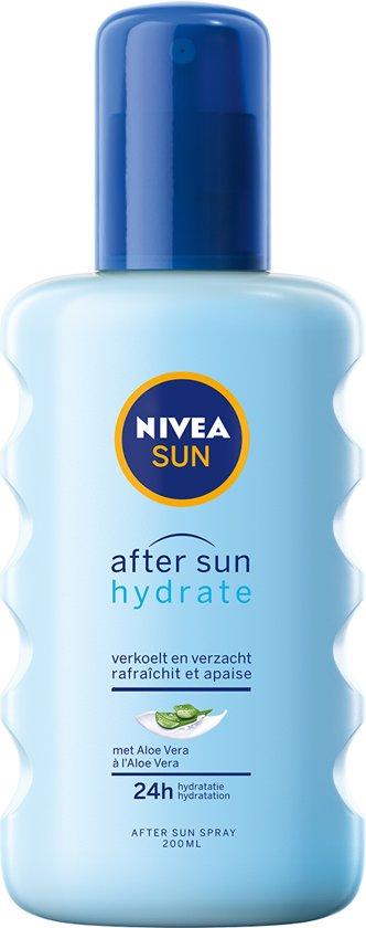 NIVEA SUN After Sun Hydraterende Kalmerende Spray - 200 ml