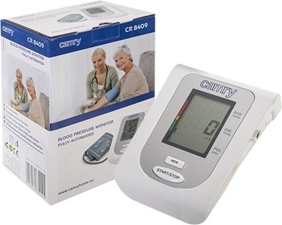 Camry CR8409 bloedruk meter en hart ritme monitor