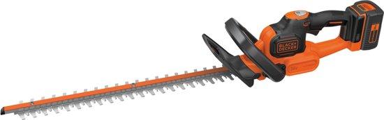 Favoriete bol.com | BLACK+DECKER 36V Accu Heggenschaar GTC36552PC - 55cm LM95