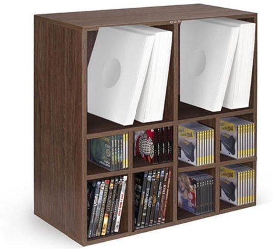 Bol Com Lp Vinyl Kast Meubel Multifunctioneel Uit Te