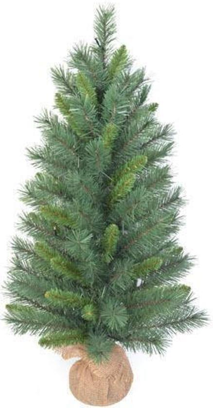 bol.com | Black Box Burgess Pine - Kunstkerstboom met kluit h90d48cm ...
