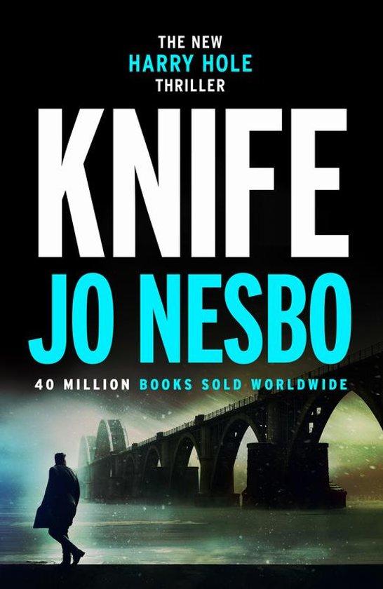 Boek cover Knife van Jo Nesbo (Paperback)