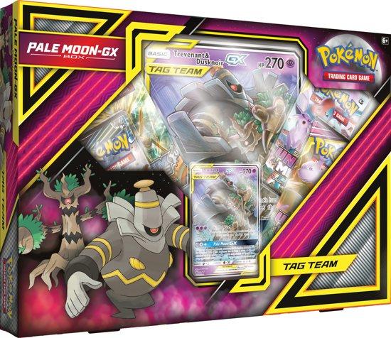 Afbeelding van Pokémon Pale Moon-GX Box - Pokémon Kaarten speelgoed
