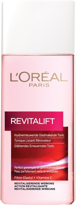 L'Oréal Paris Revitalift Tonic - 200 ml - Anti Rimpel