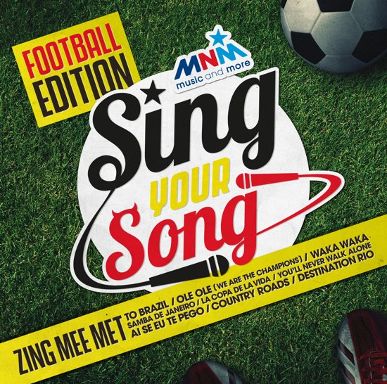 MNM Sing Your Song - Football Edition