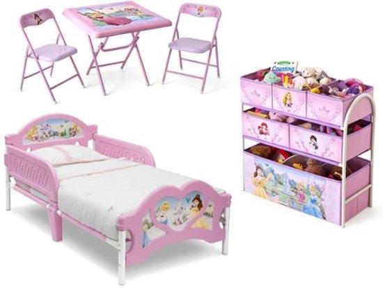 bol.com | Disney Princess Slaapkamer Set 5-delig