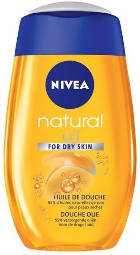 Nivea Natural Oil Verzorgende Doucholie 200ml