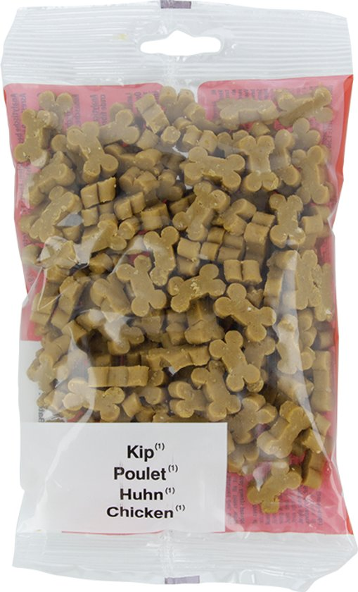 Zachte Hondenkoekjes - Kip - Snacks - 200 gr