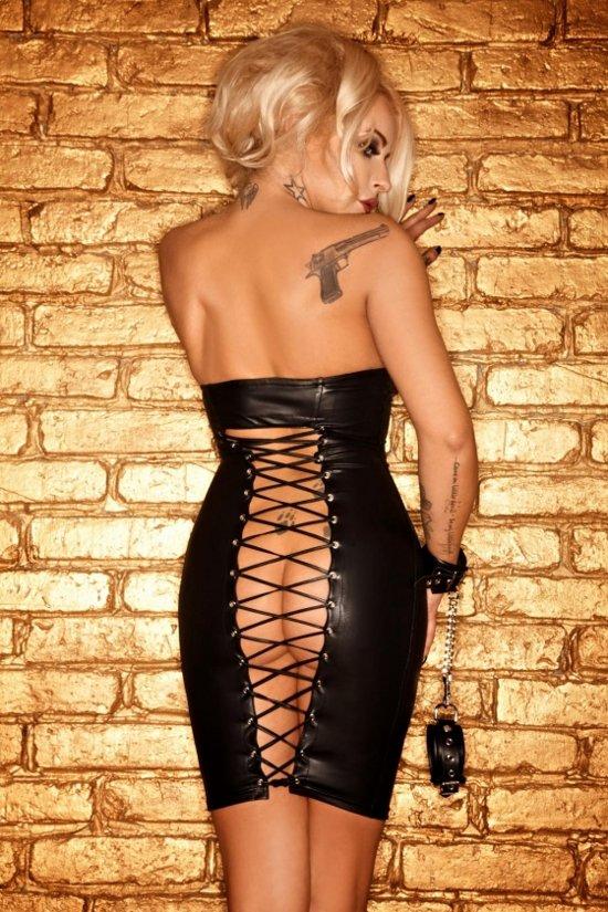 sexy strapless jurk