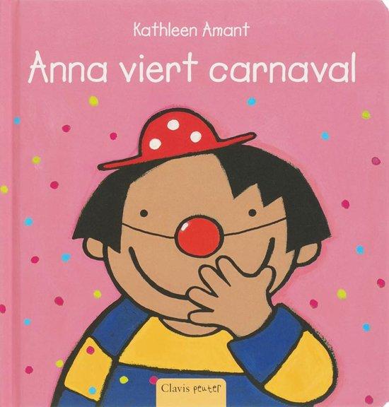 Peuterlijn - Anna viert carnaval