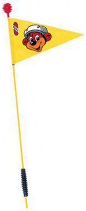 Puky Sw2 veiligheidsvlag geel