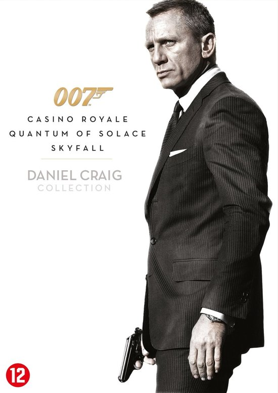 james bond daniel craig collection dvd judi. Black Bedroom Furniture Sets. Home Design Ideas