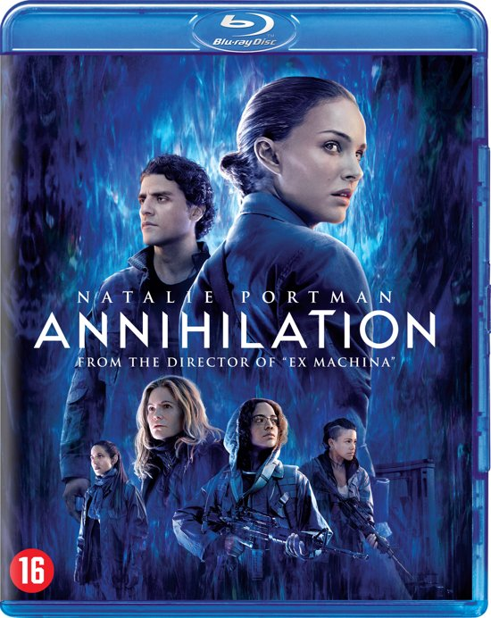 Annihilation (Blu-ray)