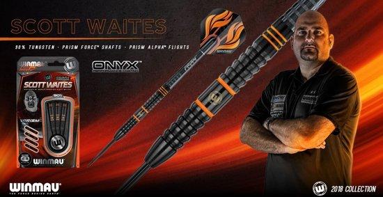 Winmau Scott Waiter Onyx Black - 25 gram