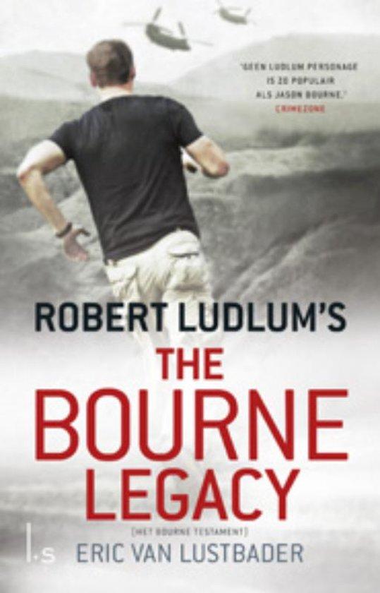 Boek cover Robert Ludlums Het Bourne Testament van Robert Ludlum (Paperback)