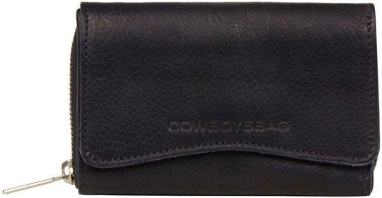 5a1531bf097 bol.com | Cowboysbag Purse Nory Portemonnee Black 2123