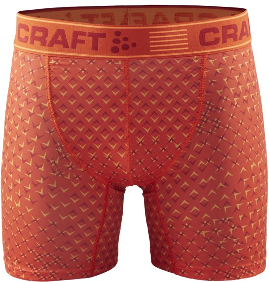 Craft Greatness Boxer 6-Inch M 1905489 - Sportonderbroek - P Studded Bolt - Heren - Maat XXL