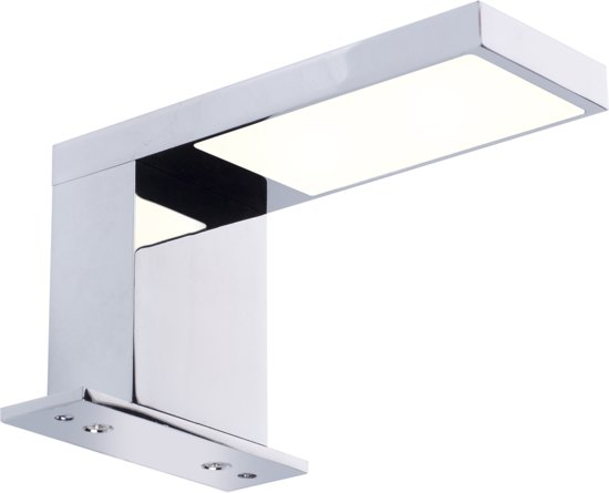 Spiegellamp Voor Badkamer : Bol.com ranex 3000.081 jesolo badkamerlamp led spiegellamp grijs