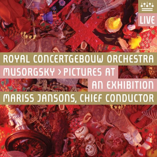 Royal Concertgebouw Orchestra - Pictures At An Exhibition
