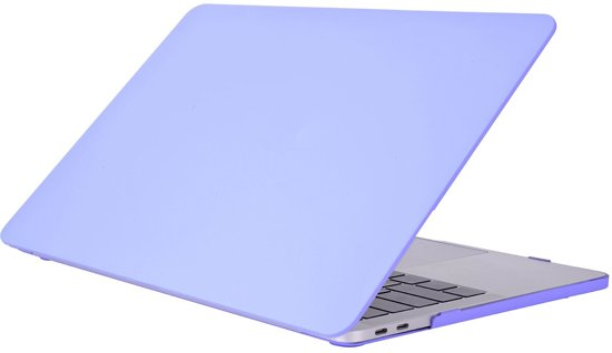 Mobigear Hardshell Case Candy Tranquility Blue Macbook Pro 13 inch Thunderbolt 3 (USB-C)