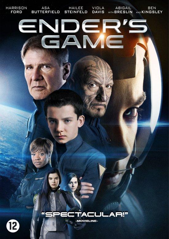 DVD cover van Enders Game